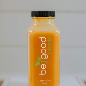 carrot kick from be good juicerie